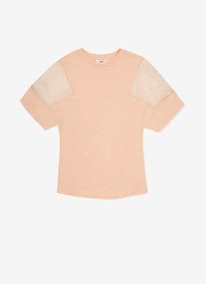 ROSE MIX LINEN/COTTON Tops - Bally