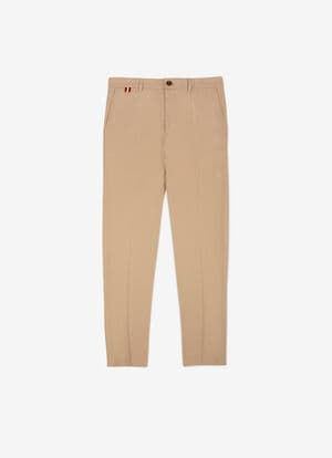 BEIGE MIX POLY./COTTON Hosen - Bally