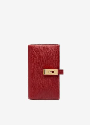 ROUGE CALF Portefeuilles - Bally