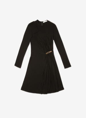 NOIR MIX VISC/SILK Robes et Jupes - Bally