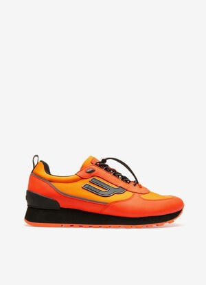 ORANGE CALF Shoes - Bally
