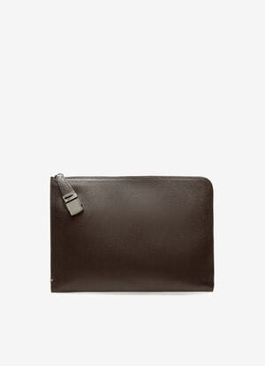 BROWN BOVINE Clutches & Portfolios - Bally