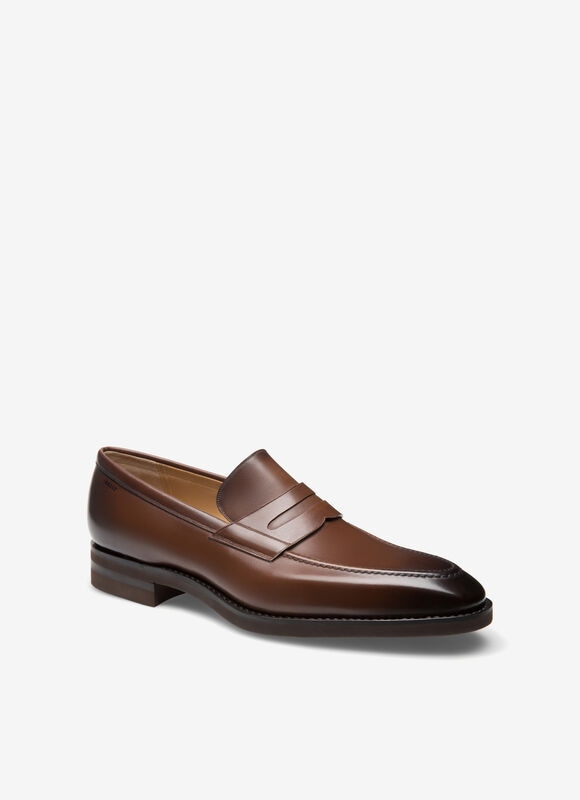 BRAUN CALF Loafer und Mokassins - Bally