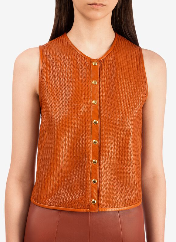 ORANGE LAMB Tops - Bally