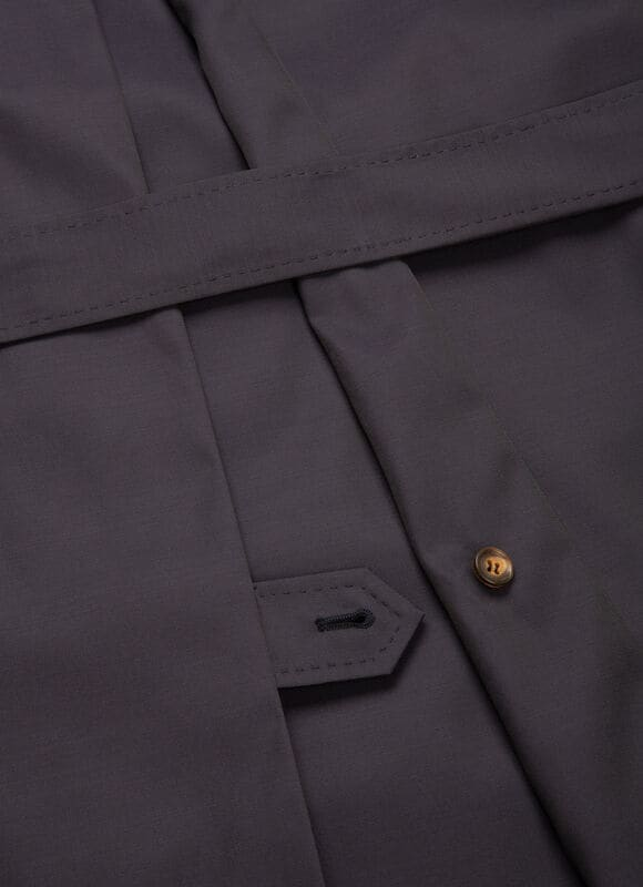 BLEU WOOL Outerwear - Bally