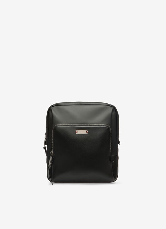 NOIR MIX COTTON/SYNT Sacs messenger - Bally