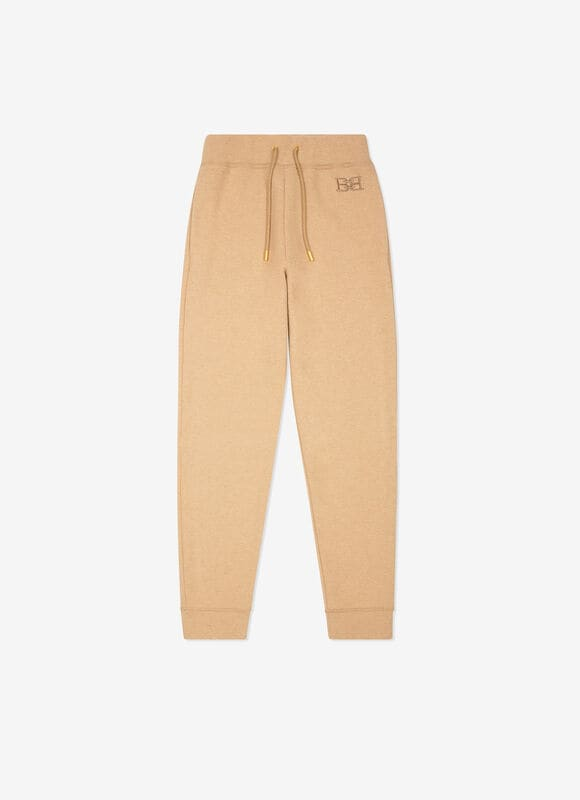 BRAUN CAMEL HAIR Hosen - Bally