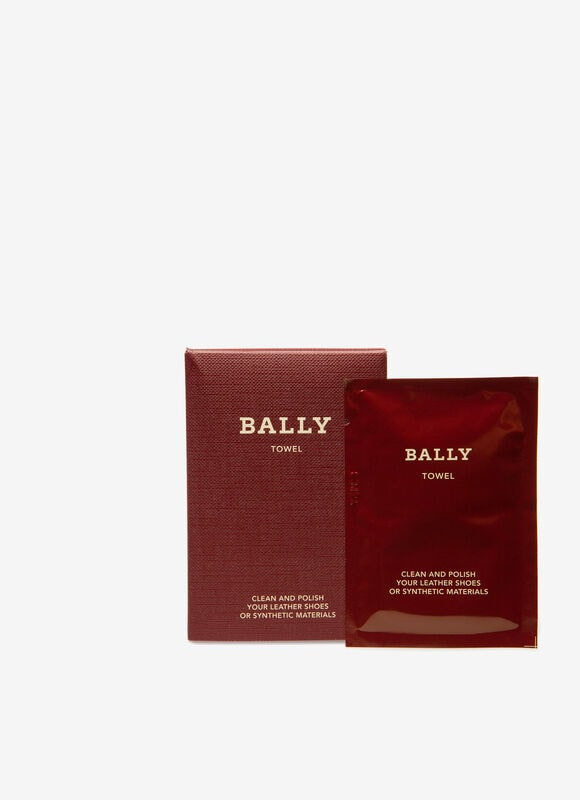 WHITE COTTON Shoe Care - Bally