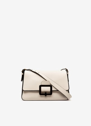 WHITE CALF Shoulder Bags - Bally
