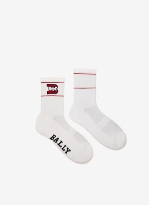 WEIß MIX COTTON Socken - Bally