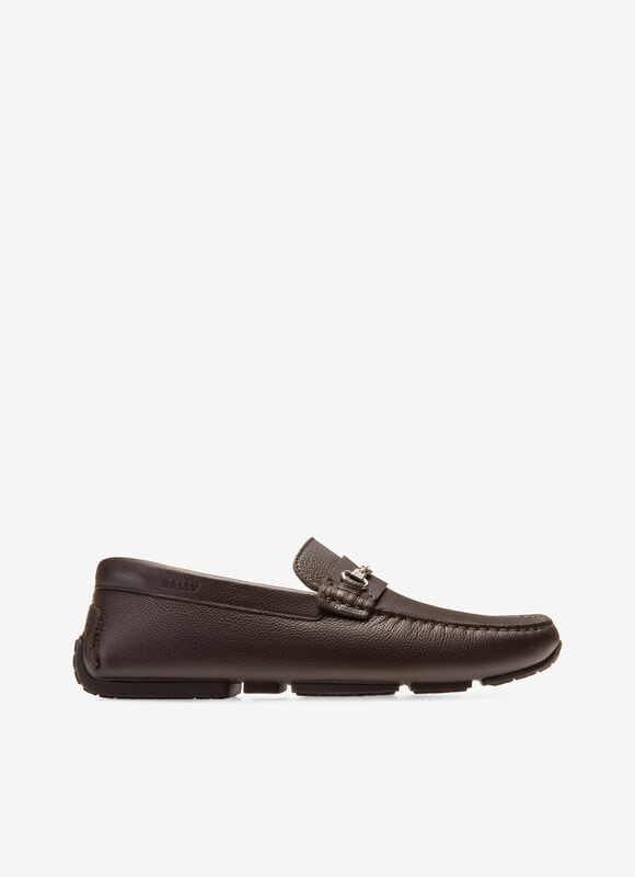 MARRON BOVINE Souliers - Bally