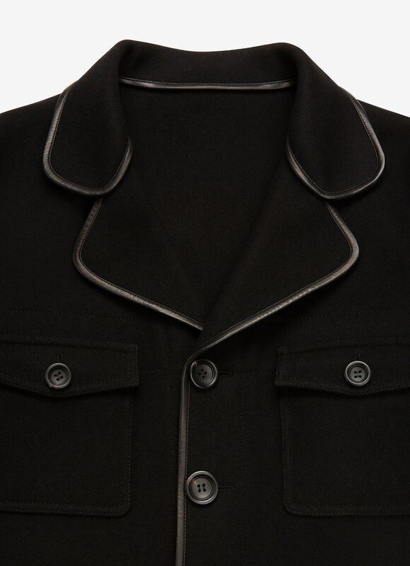 SCHWARZ MIX WOOL/POLY Jacken - Bally