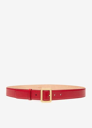 RED CALF Belts - Bally