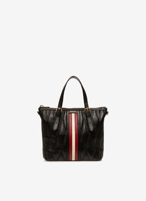 BLACK LAMB Tote Bags - Bally