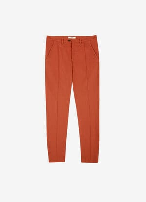 ORANGE COTTON Hosen - Bally