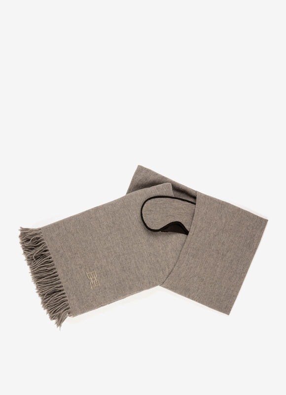GRIS WOOL Écharpes - Bally