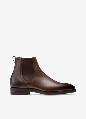 MARRON DEER Bottines - Bally