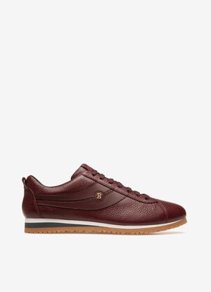 BORDEAUX DEER Souliers - Bally
