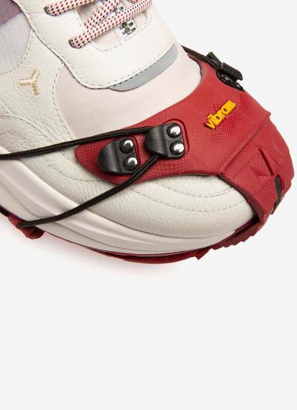 ROUGE RUBBER Sneakers - Bally