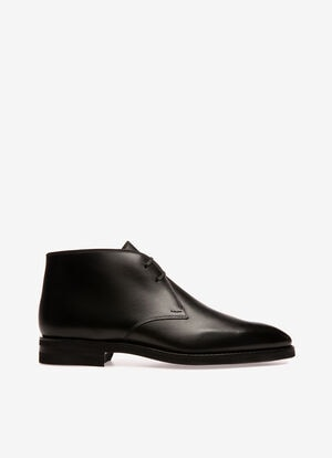 NOIR CALF Bottines - Bally