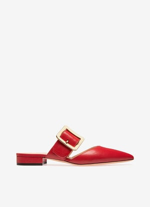 ROUGE GOAT Chaussures plates - Bally