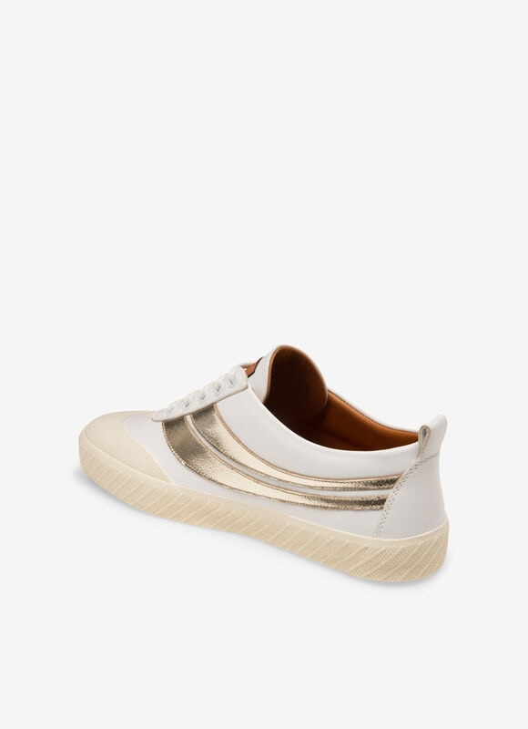 BLANC CALF Souliers - Bally