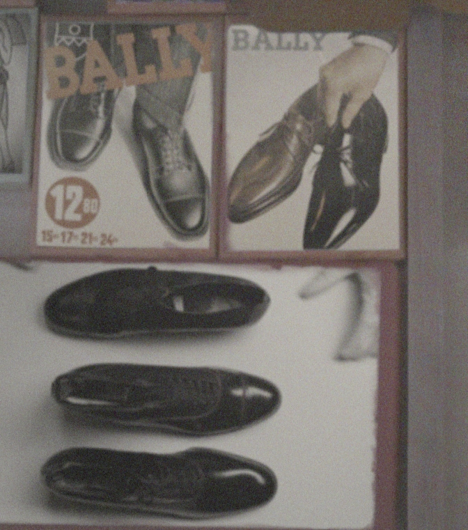 film featuring Charlie Chaplin for Bally